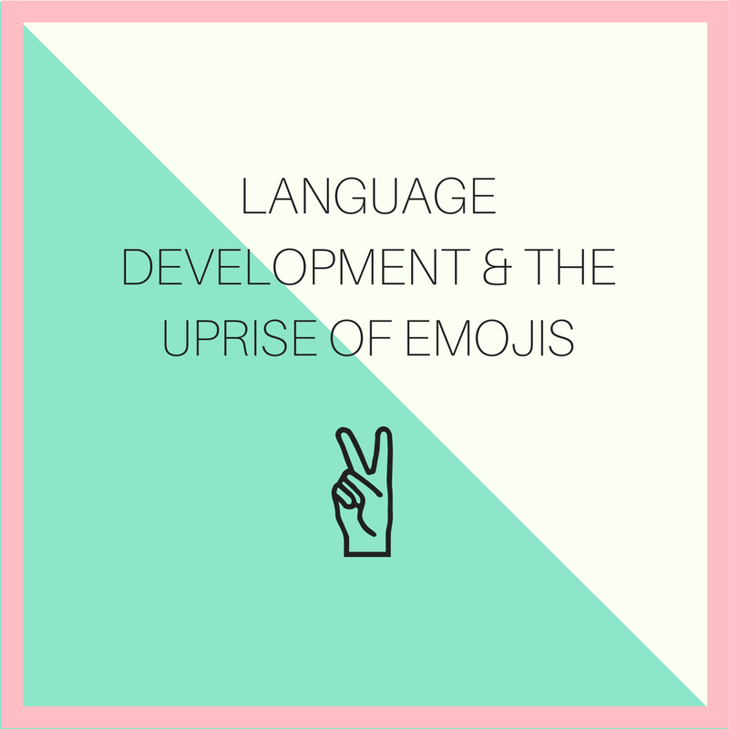 Language Development and Emojis